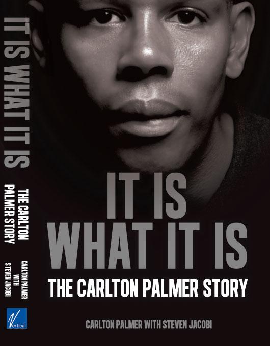 Buy Carlton Parlmer's book now!